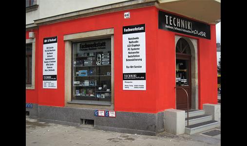 An- & Verkauf Technikhouse Dresden