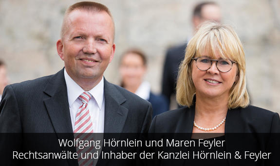 Rechtsanwälte Anwaltskanzlei Hörnlein & Feyler
