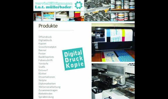F. u. T. Müllerbader GmbH