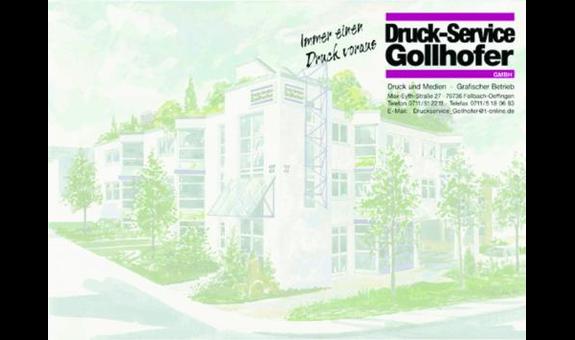 Druck-Service Gollhofer GmbH