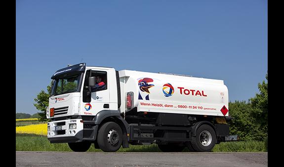 TOTAL Mineralöl GmbH Kundenzentrum Stuttgart