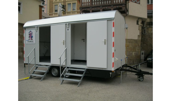 KloMobil - Toilettenanhänger
