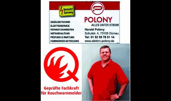 Logo von Polony Harald