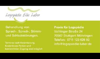 Luber Elke Praxis für Logopädie