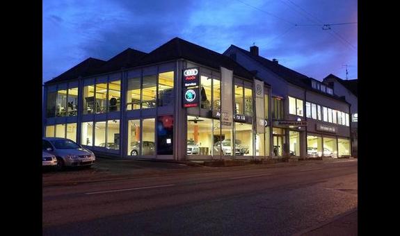 Autohaus Lutz GmbH & Co. KG - Audi VW Skoda