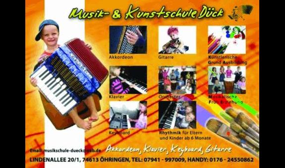 Dück Musik und Kunstschule