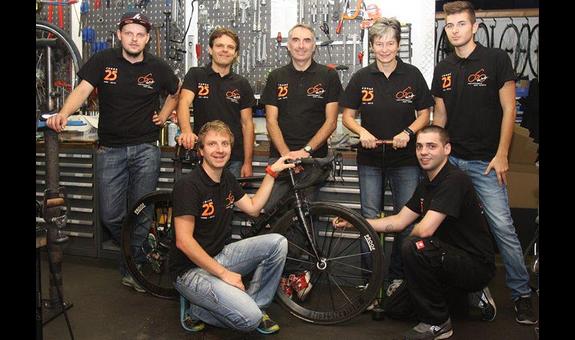 Logo von renn + bikesport axel schäfer