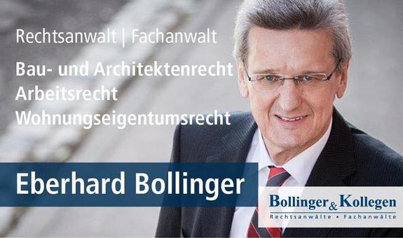 Logo von Anwaltskanzlei Bollinger & Kollegen Rechtsanwälte + Fachanwälte