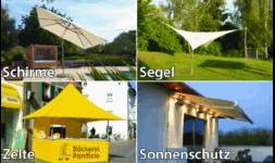 LAMBERT Schirm- u. Zeltsysteme, Sonnenschutz