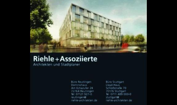 Logo von Riehle + Assoziierte GmbH + Co.KG.