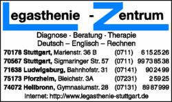 Legasthenie-Zentrum