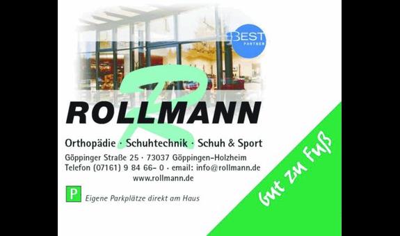 Orthopädie-Schuhtechnik Rollmann