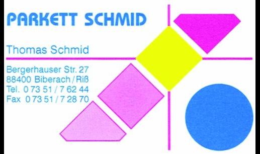 Logo von PARKETT SCHMID