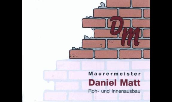 Logo von Matt D. Roh- u. Innenausbau