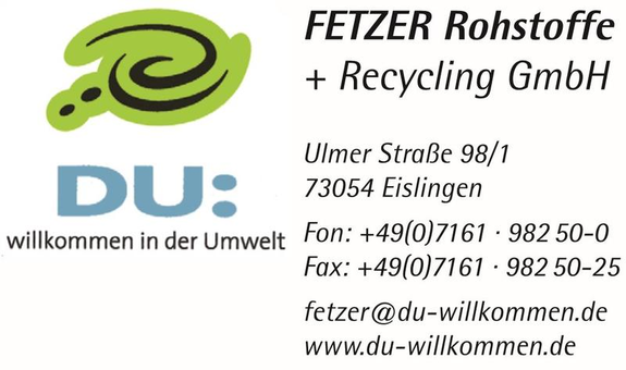 Fetzer Rohstoffe + Recycling GmbH