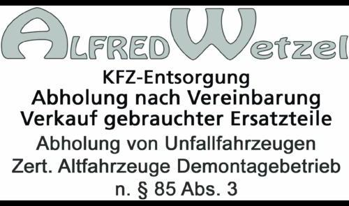 Logo von Autoteile Alfred Wetzel