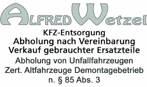 Autoteile Alfred Wetzel