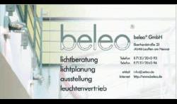 Logo von beleo GmbH
