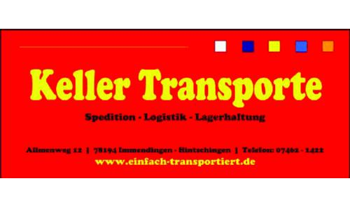 Keller Transporte GmbH & Co.KG Spedition - Logistik - Lagerhaltung