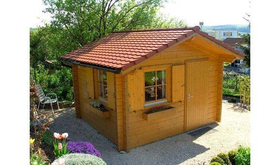 Holzbau Hieber GmbH Garten- und Wochenendhäuser