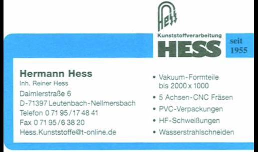 Hess Hermann