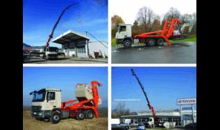 Ulrich VOSGERAU GmbH Containerdienst