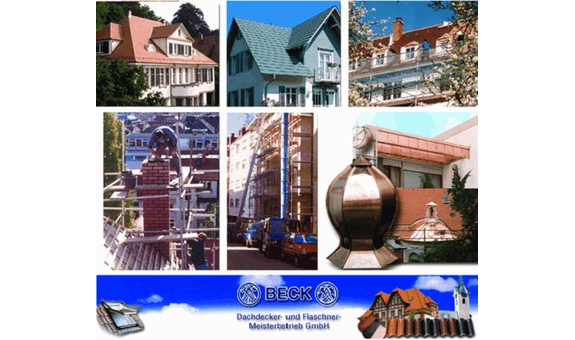 Beck Dachdecker- und Flaschner - Meisterbetrieb GmbH
