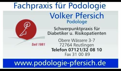 Pfersich Volker B. Sc.