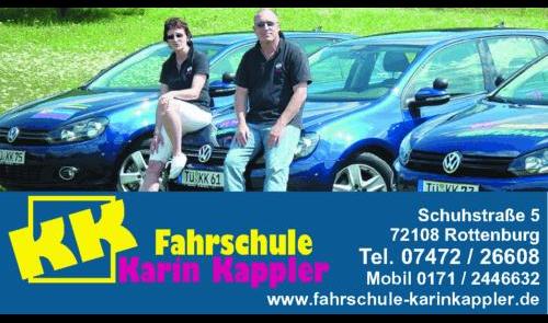 Fahrschule Karin Kappler