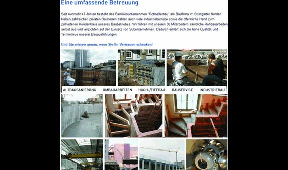 Baugeschäft Walter Schneller GmbH