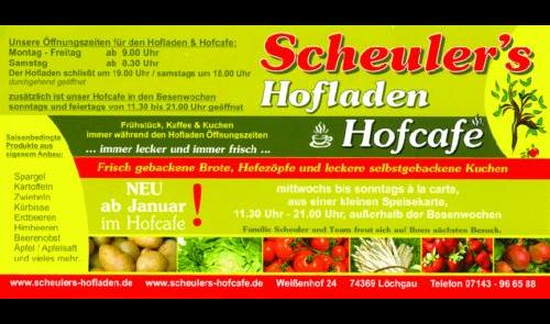 Scheuler's Hofladen
