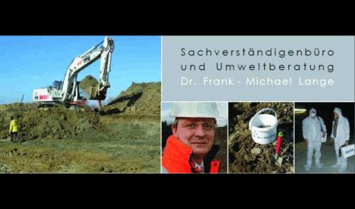 Dr. Frank-Michael Lange - terra fusca Ingenieure