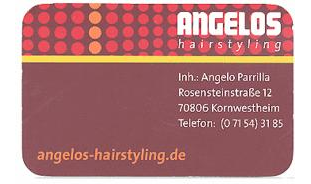 ANGELOS hairstyling