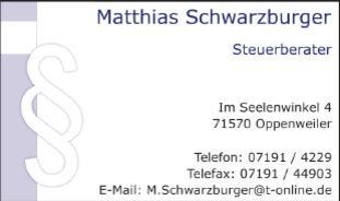 Schwarzburger Matthias