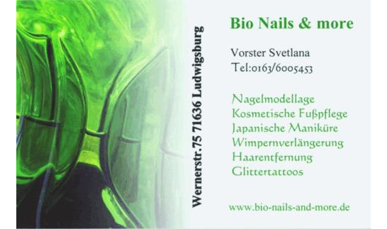 Bio Nails & more
