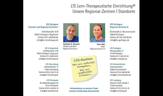 LTE Lern-Therapeutische Einrichtung