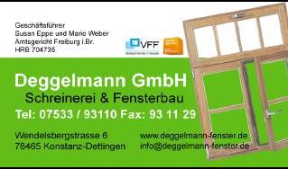 Logo von Deggelmann GmbH