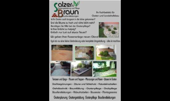 Gartengestaltung Salzer & Braun