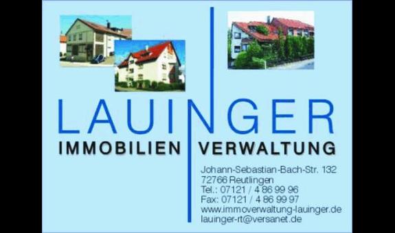 Logo von LAUINGER IMMOBILIENVERWALTUNG