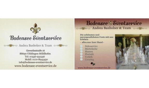 Bodensee Eventservice
