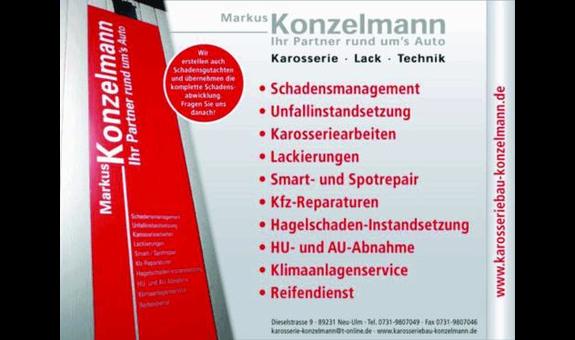 Logo von Konzelmann Markus