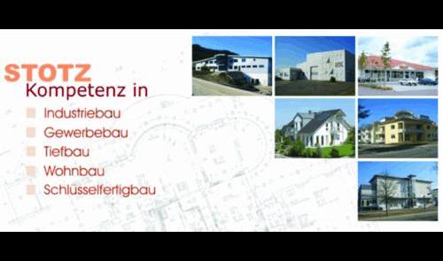 STOTZ BAU GmbH & Co.KG, Bauunternehmung