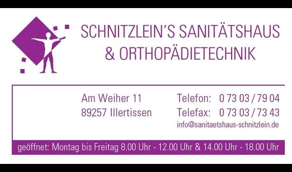 Schnitzlein's Sanitätshaus & Orthopädietechnik