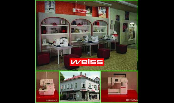 Weiss-Nähmaschinen Verk. u. Rep. aller Fabrikate