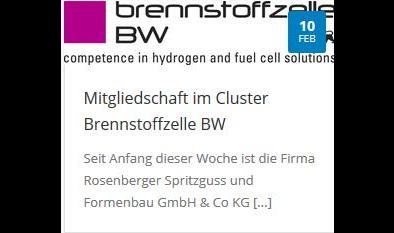 Rosenberger Spritzguss und Formenbau GmbH & Co. KG