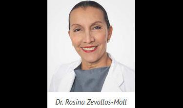 Augenzentrum Eckert Tübingen Dr. Rosina Zevallos-Möll