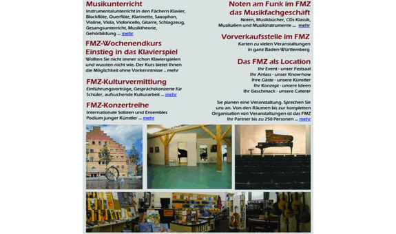 FMZ Freies Musikzentrum Stuttgart