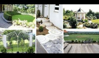 Alleskönner für Gartengestaltung von Schlichting