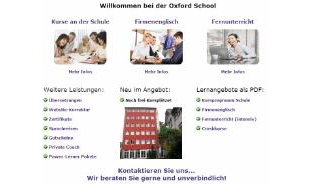 Oxford School for English