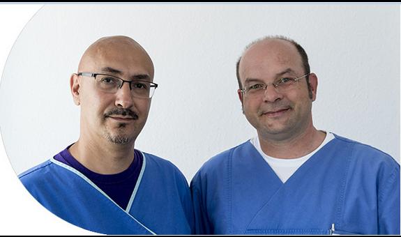Gemeinschaftspraxis für Mund-,Kiefer und Gesichtschirurgie Omid Pishdadi